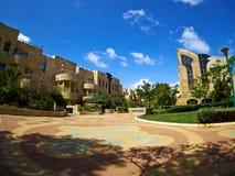 Modern design luxurious apartments condominium. Modern design luxurious executive apartments city condominium building stock photo