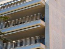 Modern design luxurious apartments condominium. Modern design luxurious executive apartments city condominium building stock photography