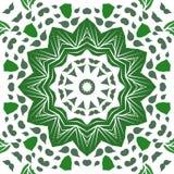 Modern design round texture. Royalty Free Stock Image