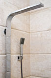 Modern shower Stock Photography