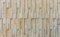 The modern design of stone wall Royalty Free Stock Photo