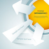 Modern Design template Stock Photography
