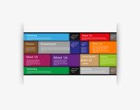 Modern Design template Stock Image