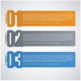Modern design template. Stock Photography