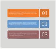 Modern design template. Royalty Free Stock Photo