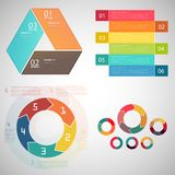Modern Design template set / EPS10 Vector Stock Photos