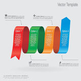 Modern Design template. Vector illustration. Can be used for infographics Stock Photo
