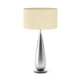 Modern desk lamp Stock Photo