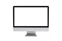 Modern Desktop Computer Stock Image