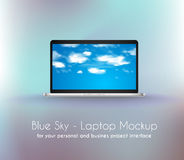 Modern devices mockups fpr your business projects. Royalty Free Stock Photos