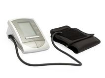 Modern digital blood pressure Royalty Free Stock Image