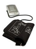 Modern digital blood pressure Stock Image
