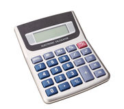 Modern digital calculator for calculations. Business. Stock Photography