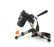 Modern digital camera Royalty Free Stock Photography