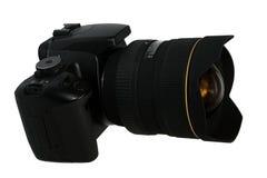 The modern digital camera Royalty Free Stock Image