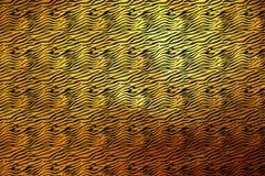 Modern digital golden unique texture pattern creative abstract background. Design element. Glittering / shiny golden abstract background for print and design Stock Illustration