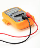 Modern digital multimeter Royalty Free Stock Photography