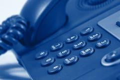 Modern Digital Phone Stock Image
