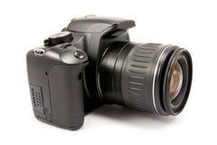 Modern digital photo camera Stock Images
