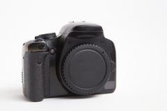 Modern digital photo camera Stock Photo