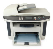 Modern digital printer Royalty Free Stock Images