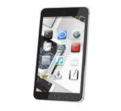 Modern digital smart phone Royalty Free Stock Photo