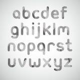 Modern digital stiltexturstilsort stock illustrationer