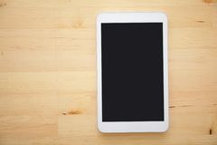 Modern digital tablet Royalty Free Stock Images