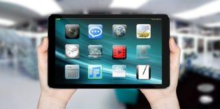 Modern digital tablet Stock Images