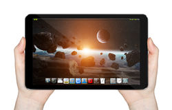 Modern digital tablet Stock Photo