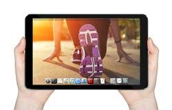 Modern digital tablet Stock Photography