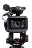 Modern digital video camera Stock Photos