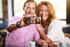 Modern digital wearable technologies Stock Image