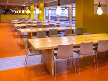 Modern Dining Hall Stock Images