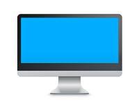 Modern display or tv Stock Photos