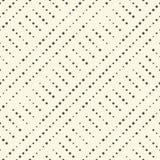 Modern Dots Ornament Abstract Chaotisch Pixel Grafisch Ontwerp Royalty-vrije Stock Afbeelding