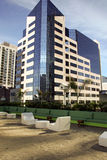 Modern downtown San Diego building Royalty Free Stock Photo