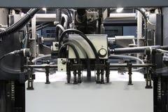Modern drukhuis Stock Afbeeldingen