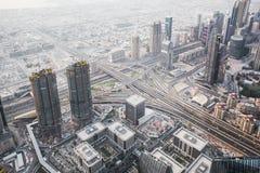 Modern Dubai Stock Image