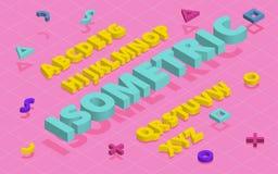 Modern dubbel linje skärmvektorstilsort och alfabet Royaltyfri Bild