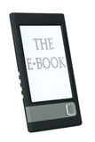 Modern ebook reader Royalty Free Stock Image