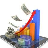 Modern economy Royalty Free Stock Photo