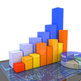 Modern economy Royalty Free Stock Image