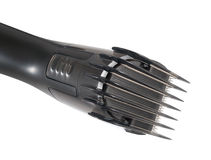 Modern electric hair clipper Royalty Free Stock Photography