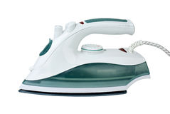 Modern electric iron Stock Image