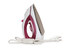 Modern Electric Iron Stock Photography