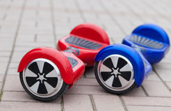 Free Modern Electric Mini Segway Hover Board Scooter Stock Photo - 70087340