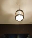 Modern electrical lantern. Stock Photo
