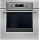 The modern electrical oven Royalty Free Stock Photos