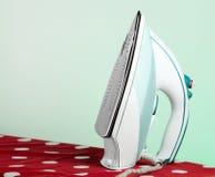 Modern electronic iron Stock Photography